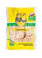Filezinho de frango Big Frango – CONG. PCTE. 1 KG – CADA