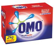 Detergente em pó Omo – 2KG – CADA