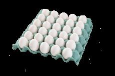Ovos Brancos – Emb. c/ 30 unid.
