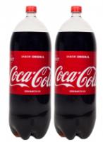 Refrigerante Coca Cola – 3L – cada