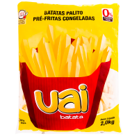 Batata Congelada UAI – Pcte. 2Kg