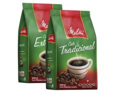 Café Melitta – Trad./Extra Forte – Pcte. 500g