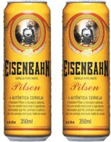 Cerveja Eisenbahn – Lt. 350ml