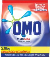 Detergente em Pó – OMO – Sc. 2,8Kg