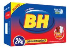 Detergente em Pó BH – 2Kg