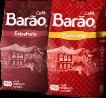 Café Barão – Trad./Extra Forte – Pcte. 500g