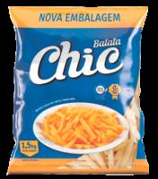 Batata Chic – Cong. Pcte. 1,5Kg