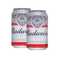 Cerveja Budweiser – Lt. 350ml