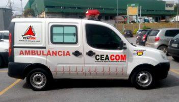 Supermercados BH faz doação de Ambulância para Santa Luzia