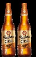 Cerveja Brahma Extra – Gf. 600ml