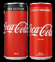 Refrigerante Coca-Cola – Lt. 310ml