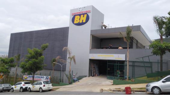 Supermercados BH inaugura mais uma loja em Belo Horizonte