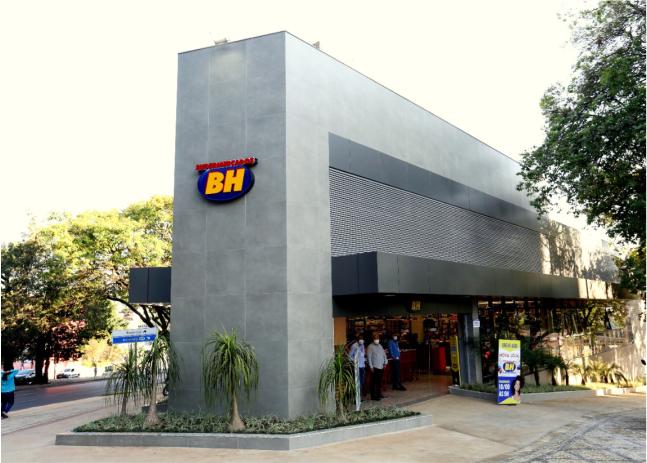 Região Hospital de BH ganha uma nova unidade do Supermercados BH