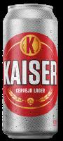 CERVEJA KAISER – LATÃO 473ML