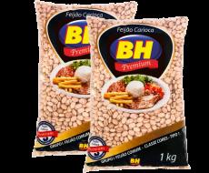 Feijão Carioca BH Premium – Pcte. 1Kg