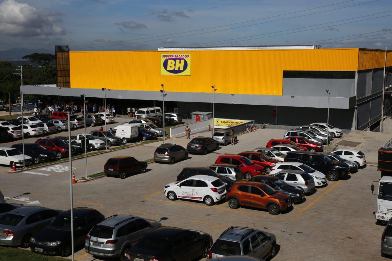 Região do PTB, em Betim, recebe loja do Supermercados BH